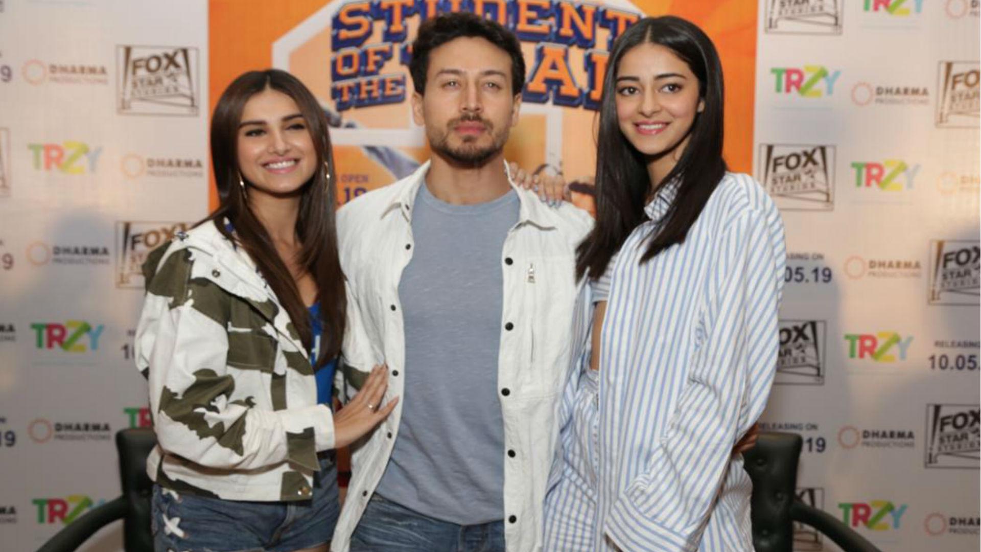 Student Of The Year 2 Exclusive: टाइगर श्रॉफ ने बताया क्यों साइन की ये फिल्म, वजह जानकर रह जाएंगे हैरान