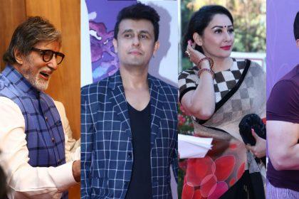स्मिता ठाकरे के कार्यक्रम में चीफ गेस्ट थे अमिताभ बच्चन, देखिए बॉलीवुड सितारों की खास तस्वीरें