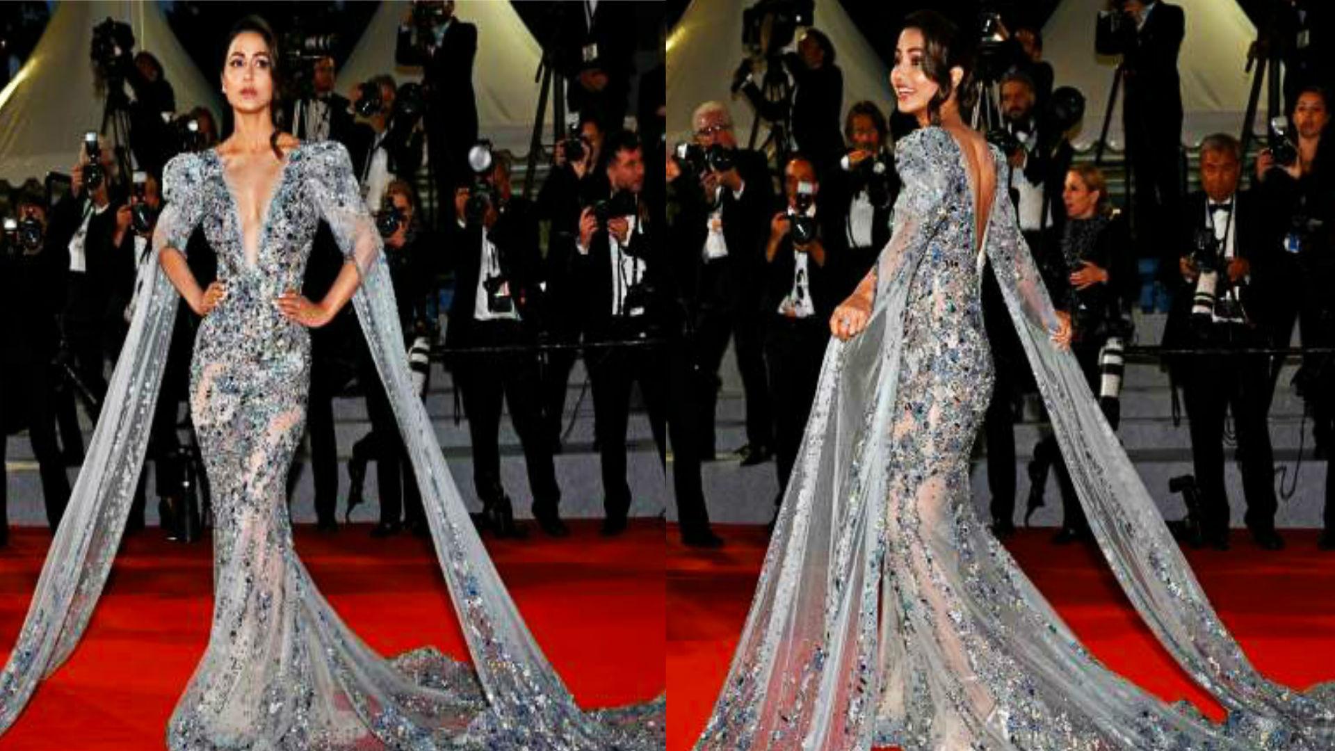 Cannes 2019: कान्स के रेड कार्पेट पर हिना खान को इस बात का लग रहा था डर, शेयर किया मजेदार किस्सा