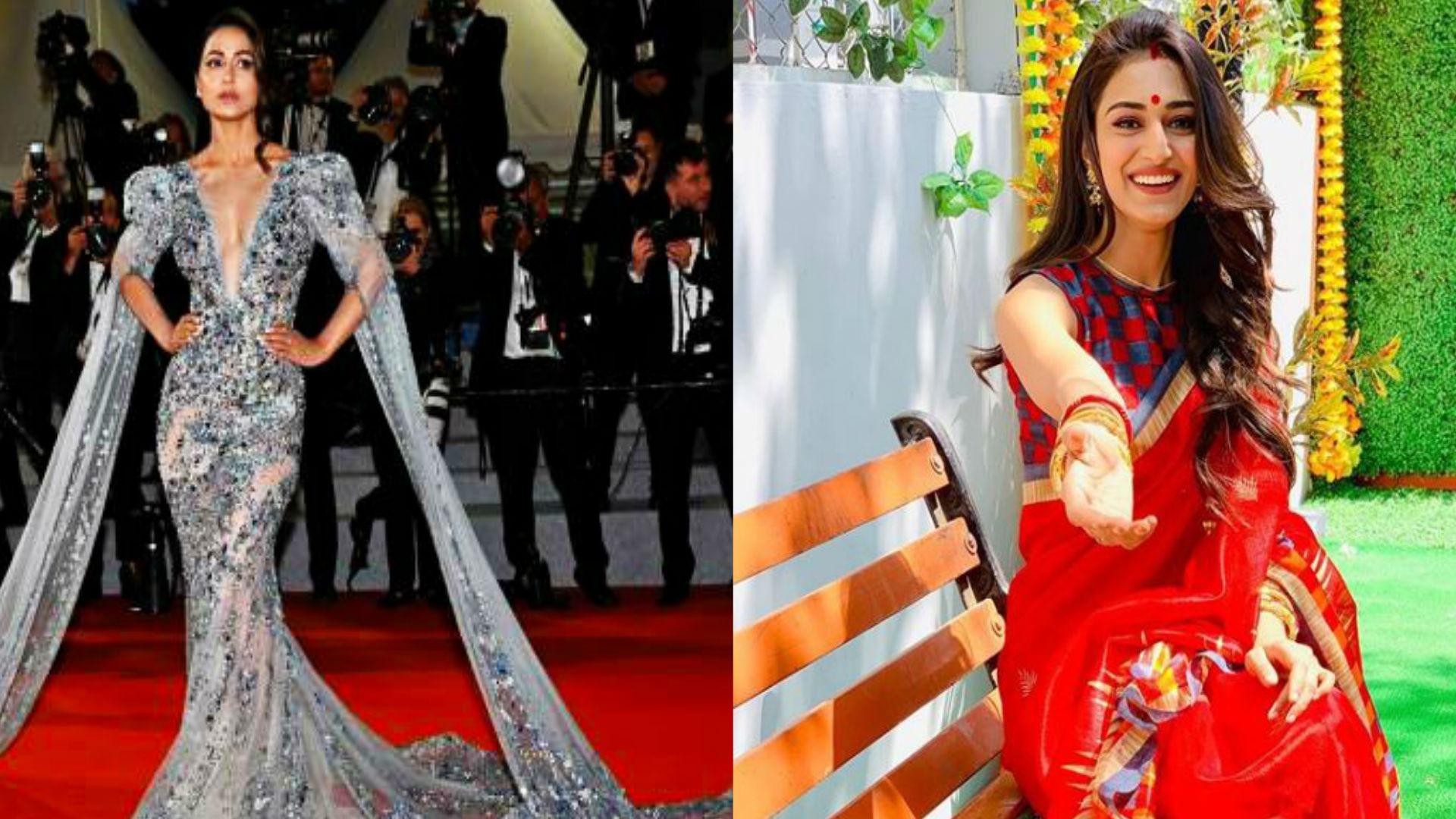 Cannes 2019: हिना खान को रेड कार्पेट पर उतरा देख एरिका फर्नांडिस ने दिया ऐसा रिएक्शन, तारीफ में कही ऐसी बात