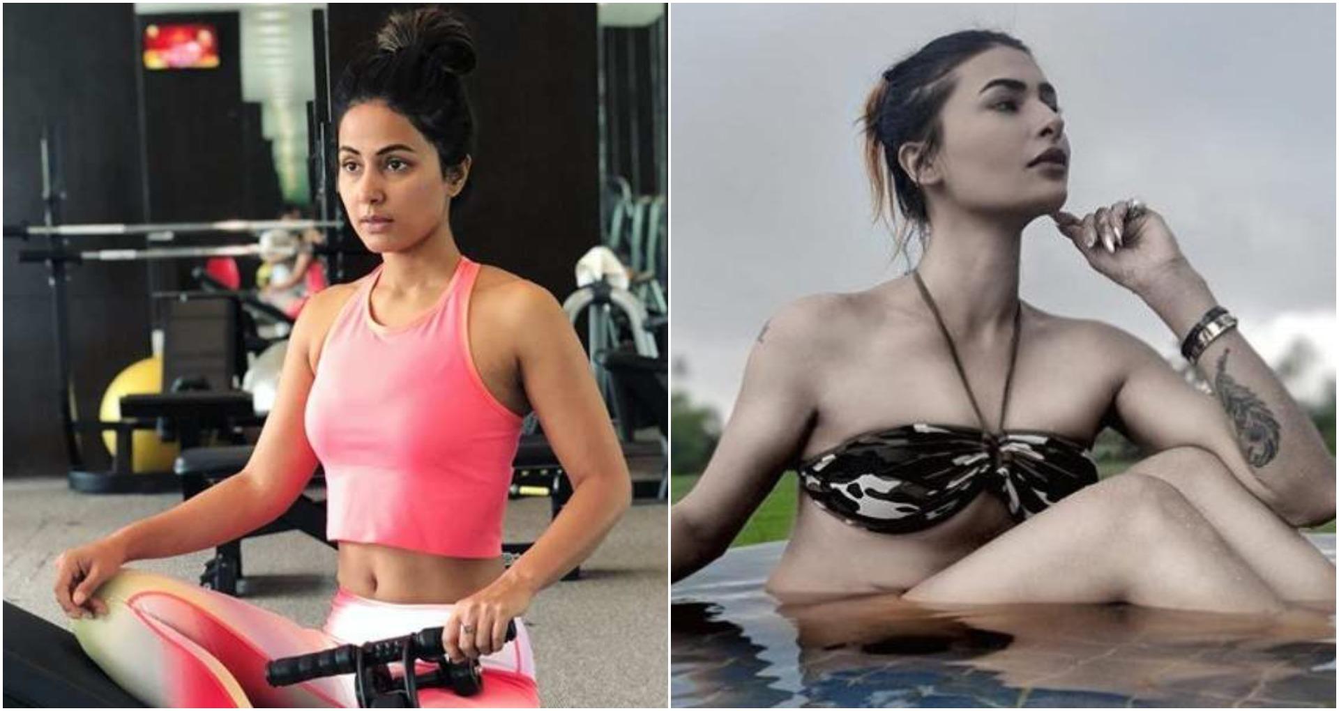 Trending News: हिना खान कीकांस फेस्टिवल तैयारी जोरो पर, नागिन 3 एक्ट्रेस ने पहनाबैक लेस ब्लाउज तो मचा बवाल