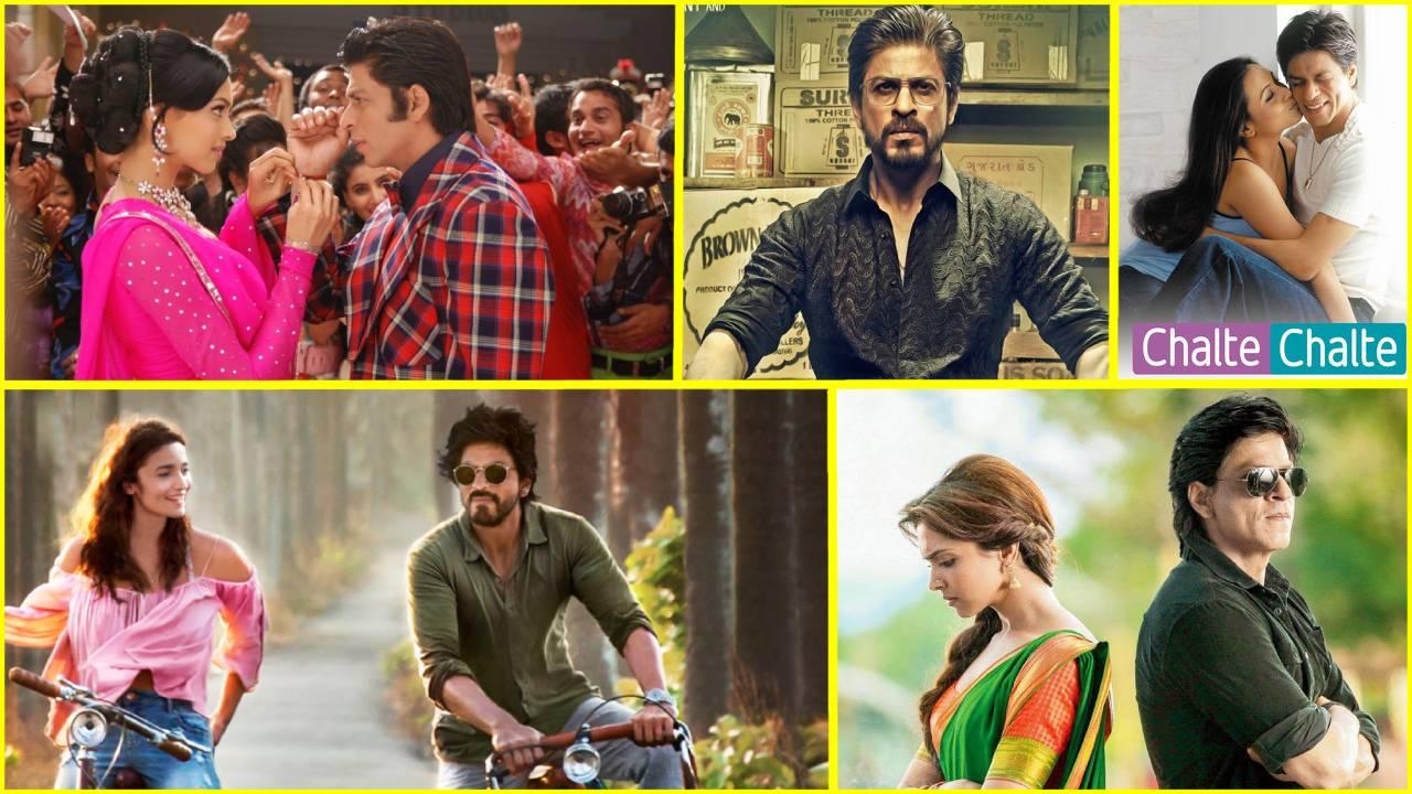 नेटफ्लिक्स पर मौजूद हैं शाहरुख खान की ये 19 सदाबहार फिल्में, मचा रही हैं धमाल, जानिए इनकी लिस्ट