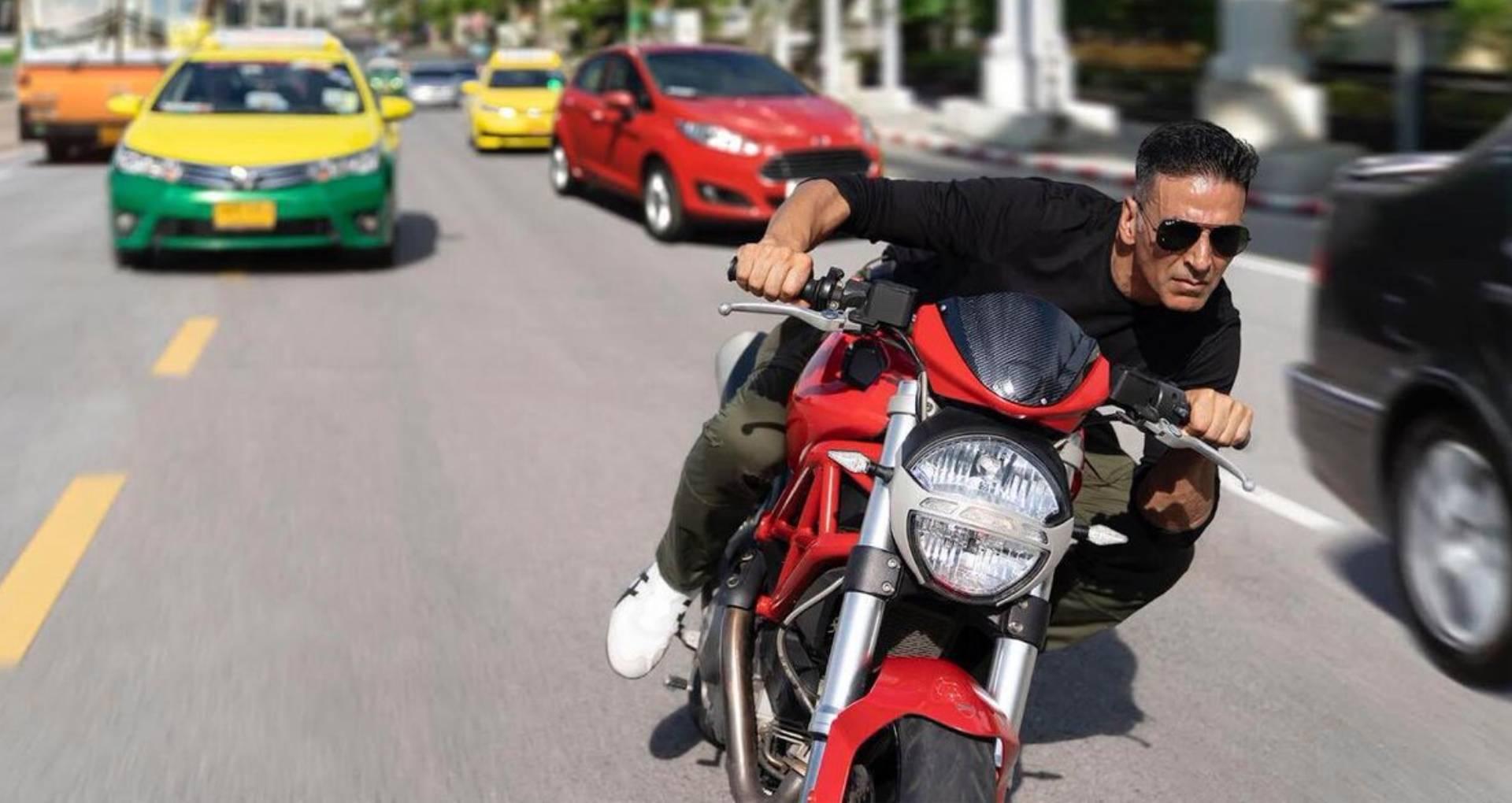 Sooryavanshi: बैंकॉक की गलियों में बाइक स्टंट करते दिखे अक्षय कुमार, बॉलीवुड खिलाड़ी का इस सीन से है ये रिश्ता