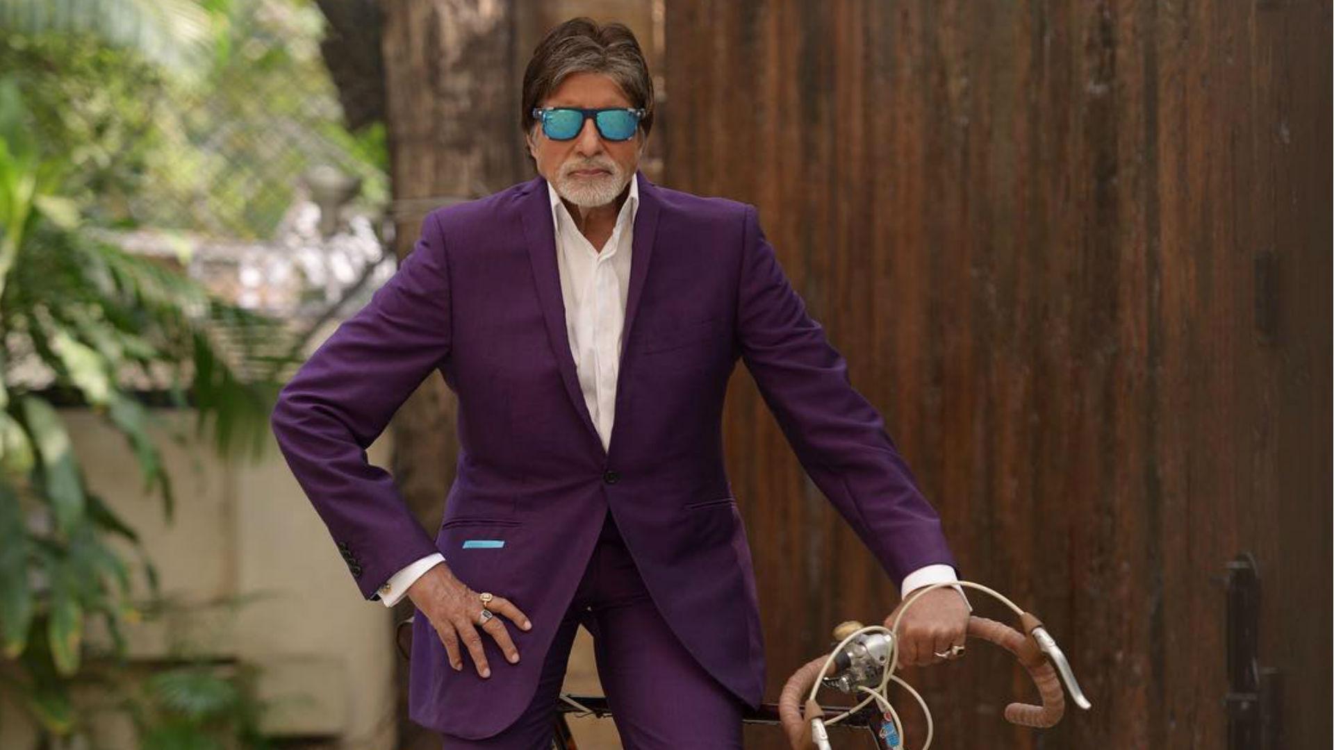 लंदन में भेलपुरी बेच रहे विदेशी का वीडियो सोशल मीडिया पर वायरल, अमिताभ बच्चन ने किया मजेदार कमेंट