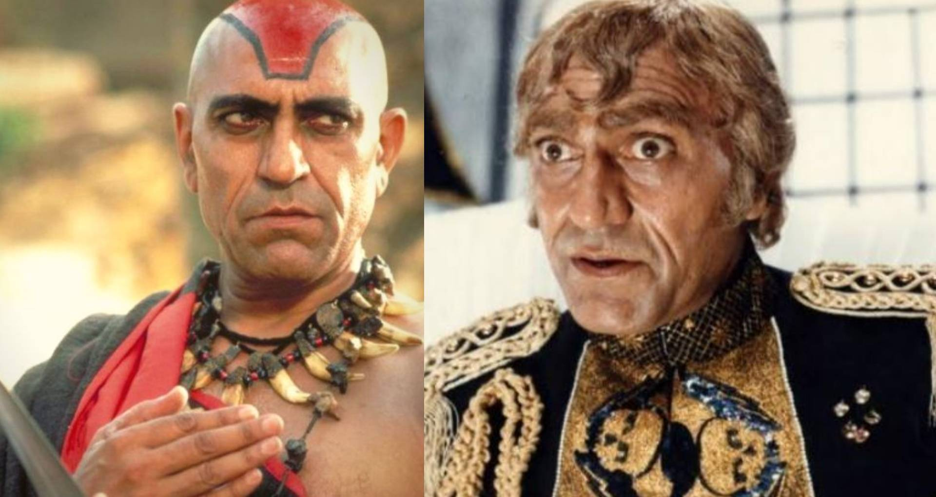 Amrish Puri Birthdaay Actor Reject Many Time Khalnayak Of ...