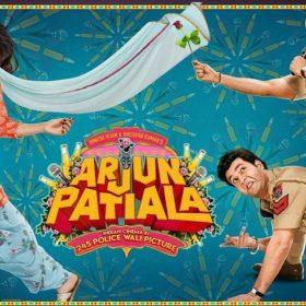 Arjun Patiala Trailer launch film stars Diljit Dosanjh Kriti Sanon Varun Sharma movie release date 26 July 2019