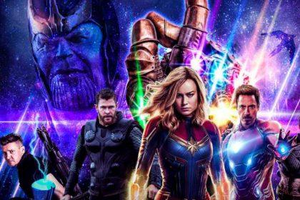 Avengers Endgame beats Avatar film original box office collection
