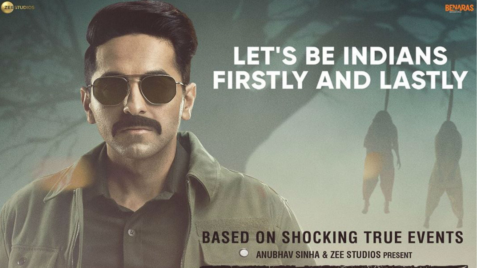 Image result for ayushmann khurrana IN ARTICLE 15