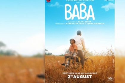 Baba Motion Poster