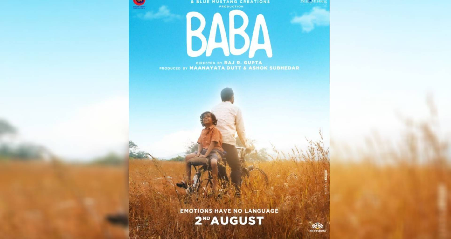 संजय दत्त ने रिलीज किया अपनी पहली मराठी फिल्म बाबा का मोशन पोस्टर, पिता सुनील दत्त को ऐसे किया याद