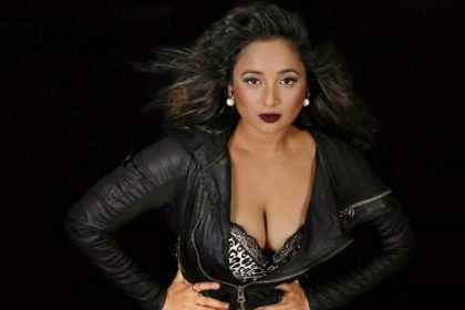 Bhojpuri actress Rani Chatterjee trolls for this revealing dress photo