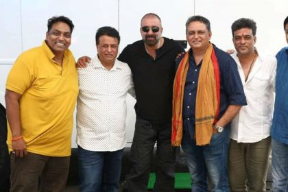 Bhuj The Pride Of India movie shooting starts Hyderabad Ajay Devgn Sanjay Dutt Sonakshi Sinha Parineeti Chopra