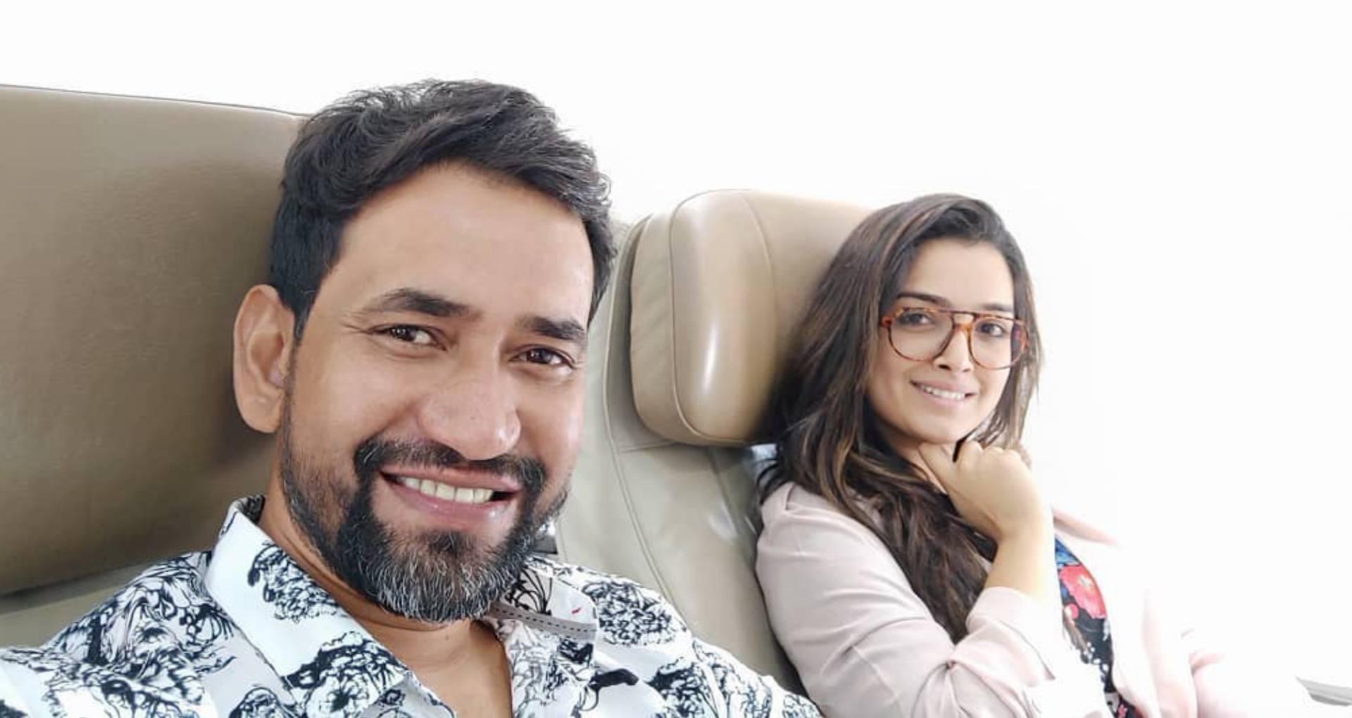 दिनेश लाल यादव और आम्रपाली दुबे की इस भोजपुरी फिल्म ने बनाया रिकॉर्ड, निरहुआ ने इस अंदाज में जताई खुशी