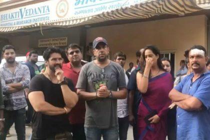 Drunken goons attacks Ekta Kapoor web series Fixer unit on set Mahie gill Tigmanshu Dhulia Mumbai