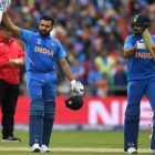 India vs Pakistan cricket match Rohit Sharma century Virat Kohli world cup 2019
