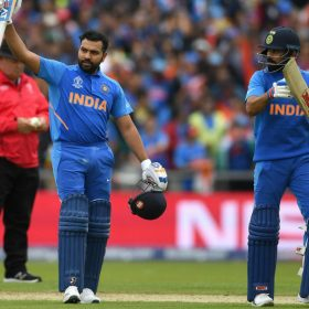 India vs Pakistan cricket match Rohit Sharma century Virat Kohli world cup 2019