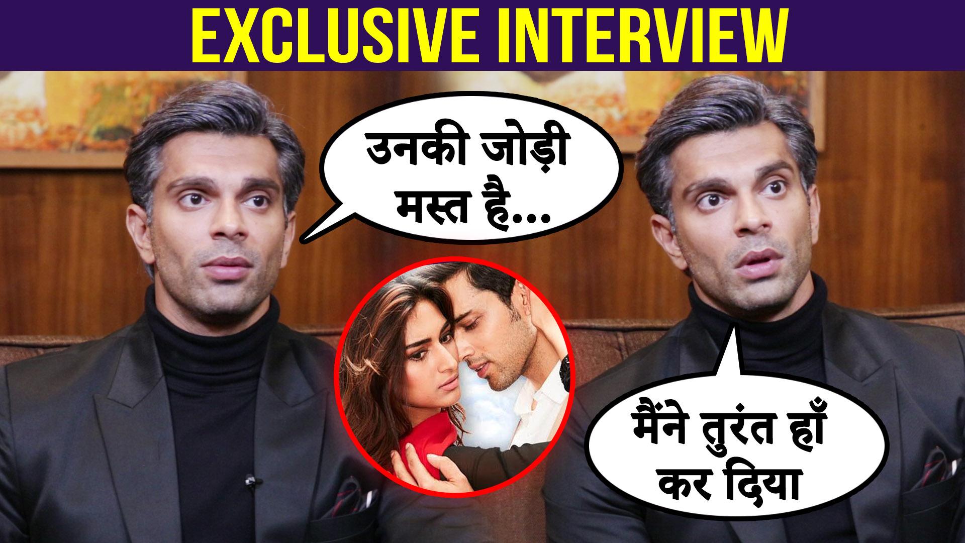 करण सिंह ग्रोवर Exclusive:कसौटी जिन्दगी के 2 को 1 सेकेंड में किया हां, पार्थ-एरिका के बारे में कही ये बात