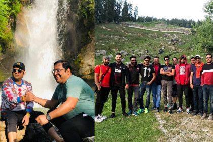 Kapil Sharma, Kapil Sharma trip, Kapil Sharma tv show, Kapil Sharma college friends trip, Himachal Pradesh, salaman khan, Kapil Sharma reunites with his college friends