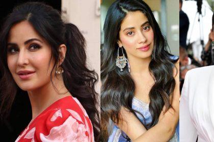 Katrina Kaif Janhvi Kapoor Sonam Kapoor