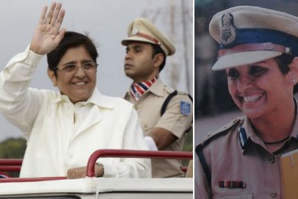 Kiran Bedi Birthday first IPS officer of India Lt Governor of Puducherry film based on her