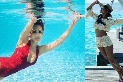 मलाइका अरोड़ा को बीच और पानी से है बेहद प्यार, एक्ट्रेस की ये 10 हॉट तस्वीरें हैं इसका सबूत