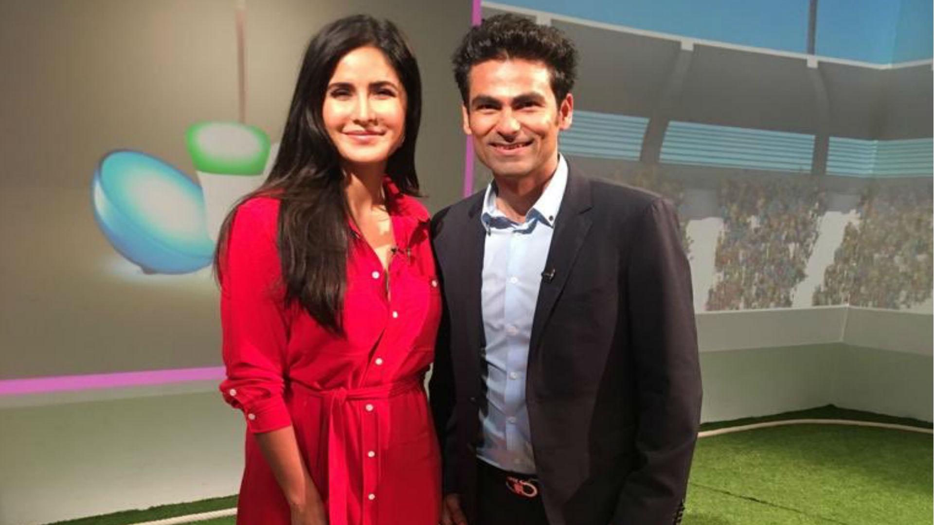 Mohammad Kaif Shares Photo With Bharat Film Star Katrina Kaif On Social Media - मोहम्मद कैफ का खुलासा, बताया बॉलीवुड एक्ट्रेस कैटरीना कैफ के साथ क्या है उनका रिश्ता - Hindi Rush - News