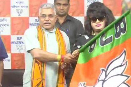 Anju Ghosh Joins BJP