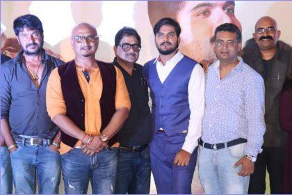 फिल्म 'राज तिलक' के प्रोमो पार्टी में सभी सितारें (फोटो-सोशल मीडिया)