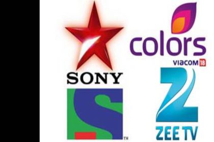 Indian television channels