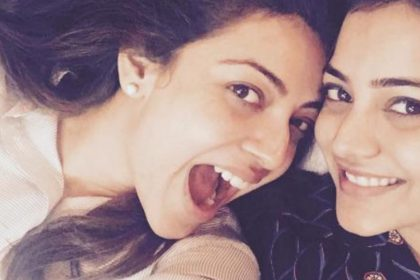 Kajal Aggarwal Without Makeup