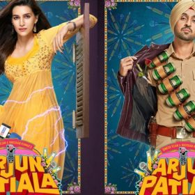 Diljit Dosanjh And Kriti Sanon