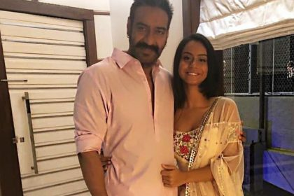 Ajay Devgn With Daughter Nysa