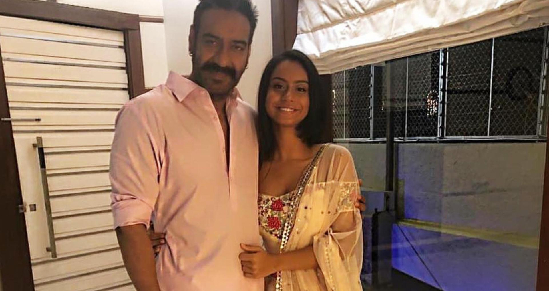 बेटी न्यासा के ट्रोल होने पर अजय देवगन ने दिया रिएक्शन, कहा- ऐसा करने वालों की सोच है बकवास