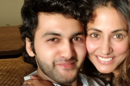 Sanchit Sharma And Hina Khan