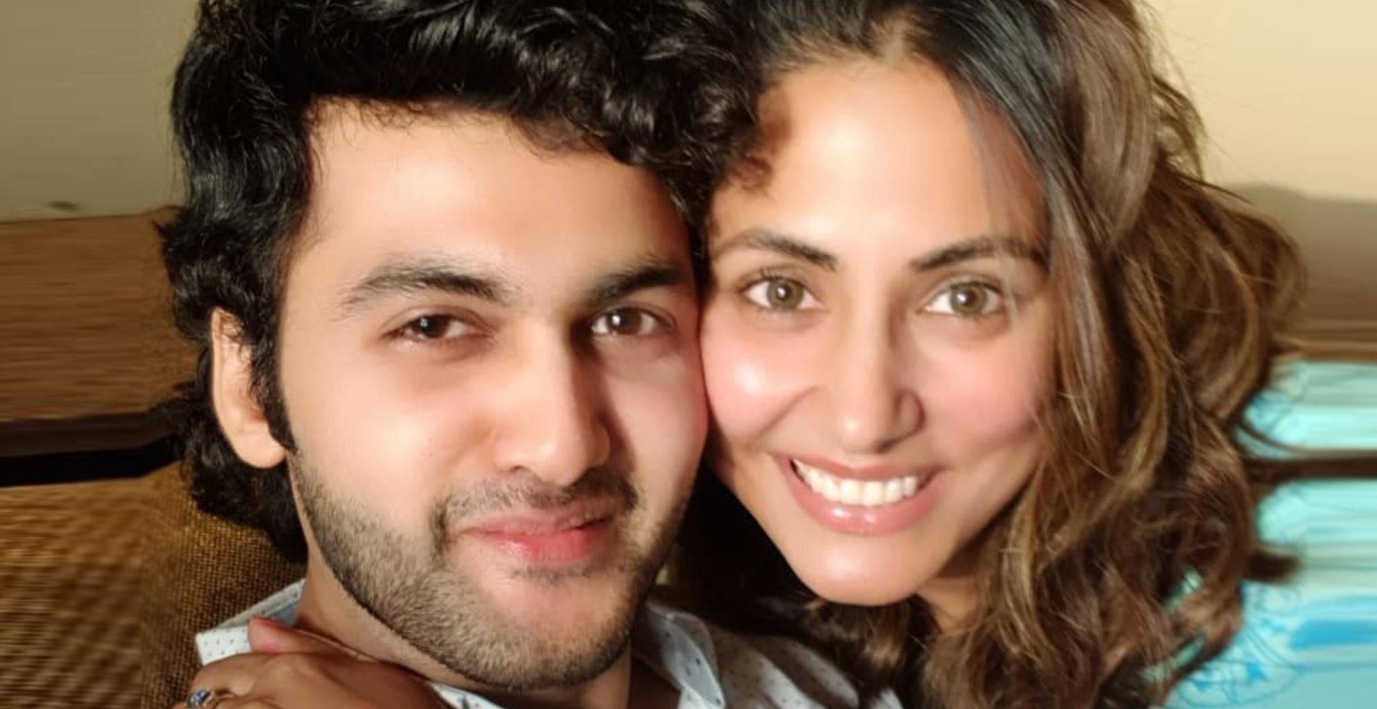 ये रिश्ता क्या कहलाता है के एक्टर ने हिना खान संग शेयर की तस्वीर, दोनों कोस्टार के बीच दिखी खूबसूरत बॉन्डिंग