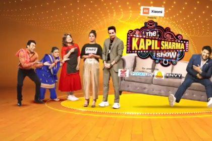 Ayushmann Khurrana In The Kapil Sharma Show