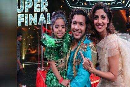 Super Dance Chapter 3 Winner: रूपसा बताब्याल ने जीता शो का खिताब, ट्रॉफी के साथ इनाम के तौर पर मिले 15 लाख