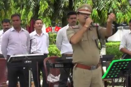 UP Police Mitrapal Singh Video