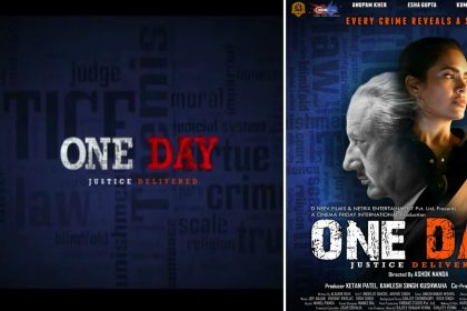 One Day movie new release date 5 July 2019 Anupam Kher Esha Gupta Kumud Mishra