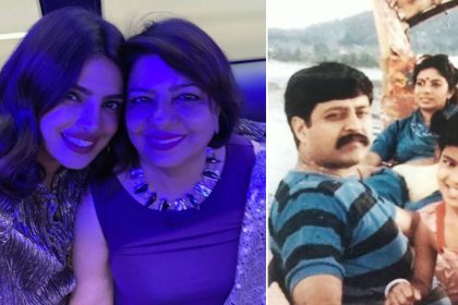 Priyanka Chopra mother Madhu Chopra birthday actress wishes her on instagram