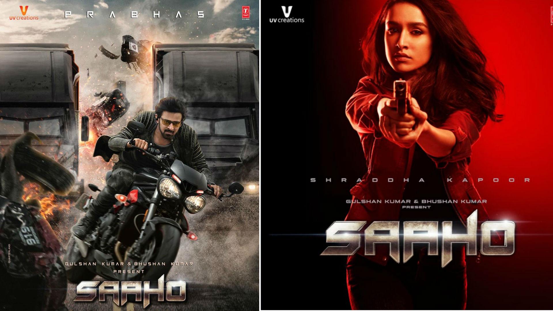 Saaho Movie Teaser: प्रभास-श्रद्धा कपूर की 'साहो' का टीजर लॉन्च, हो सकती है साल की सबसे बड़ी हिट फिल्म