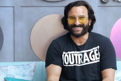 Saif Ali Khan will portray an Indian Diplomat in film based on Uzma Ahmed Ritesh Shah