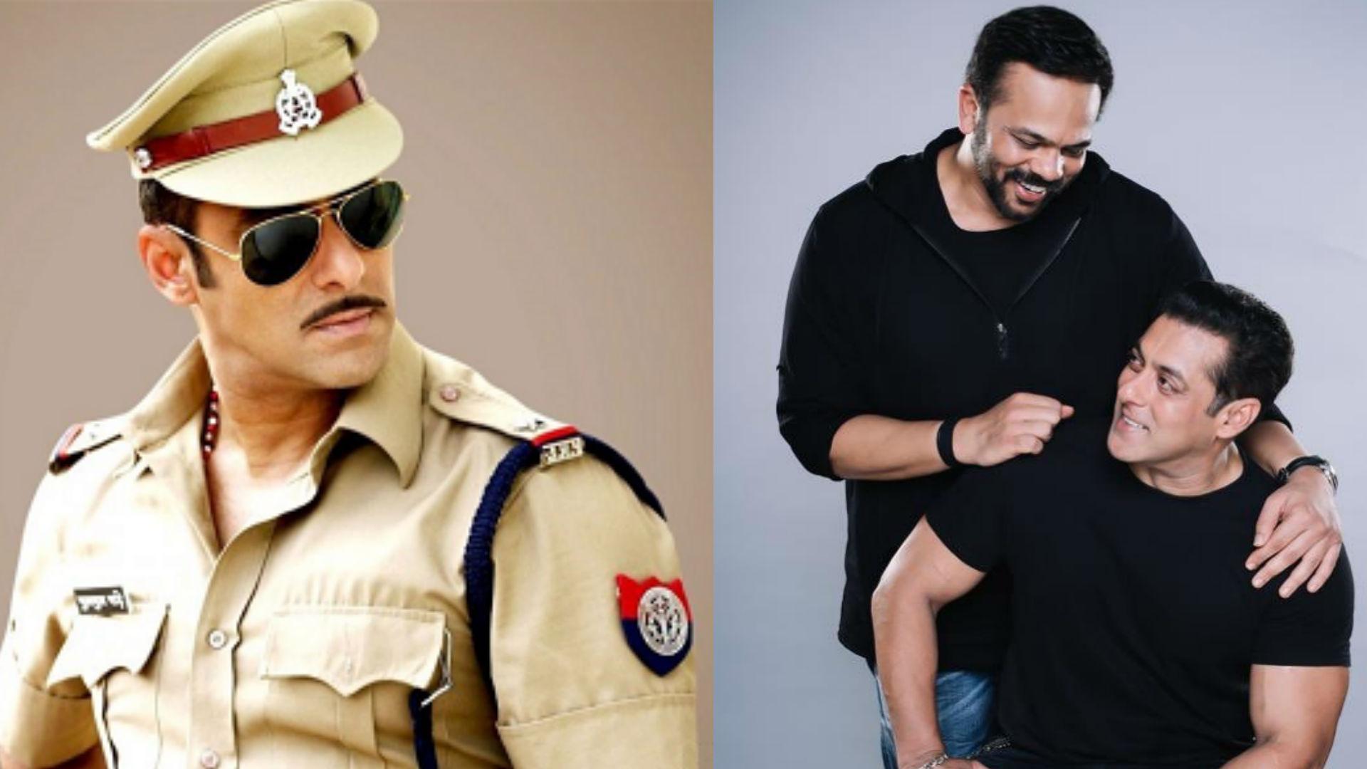 सिंघम, सिंबा और सूर्यवंशी के बाद रोहित शेट्टी की 'कॉप यूनिवर्स' फिल्म के अगले हीरो हो सकते हैं सलमान खान