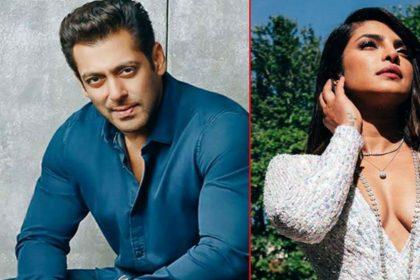 Salman Khan on Priyanka Chopra walked out the Bharat film Arpita Khan Sharma Katrina Kaif