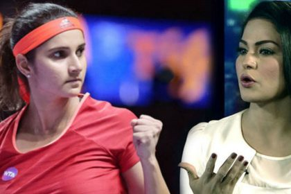 Sania Mirza slams Pakistan based actress Veena Malik for taking kid to Hookah bar Shoaib Malik