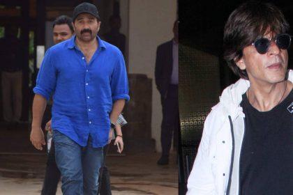 Shah Rukh Khan Sunny Deol