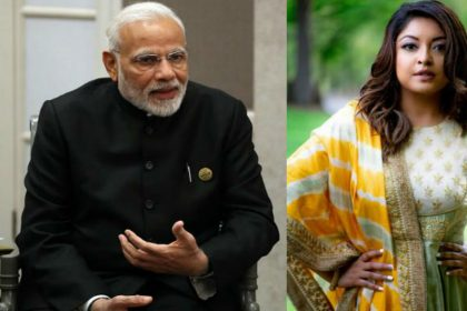 Tanushree Dutta Nana Patekar case actress asks PM Narendra Modi for help