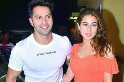 Varun Dhawan Sara Ali Khan Coolie No 1 movie VT Station recreated for film in London David Dhawan