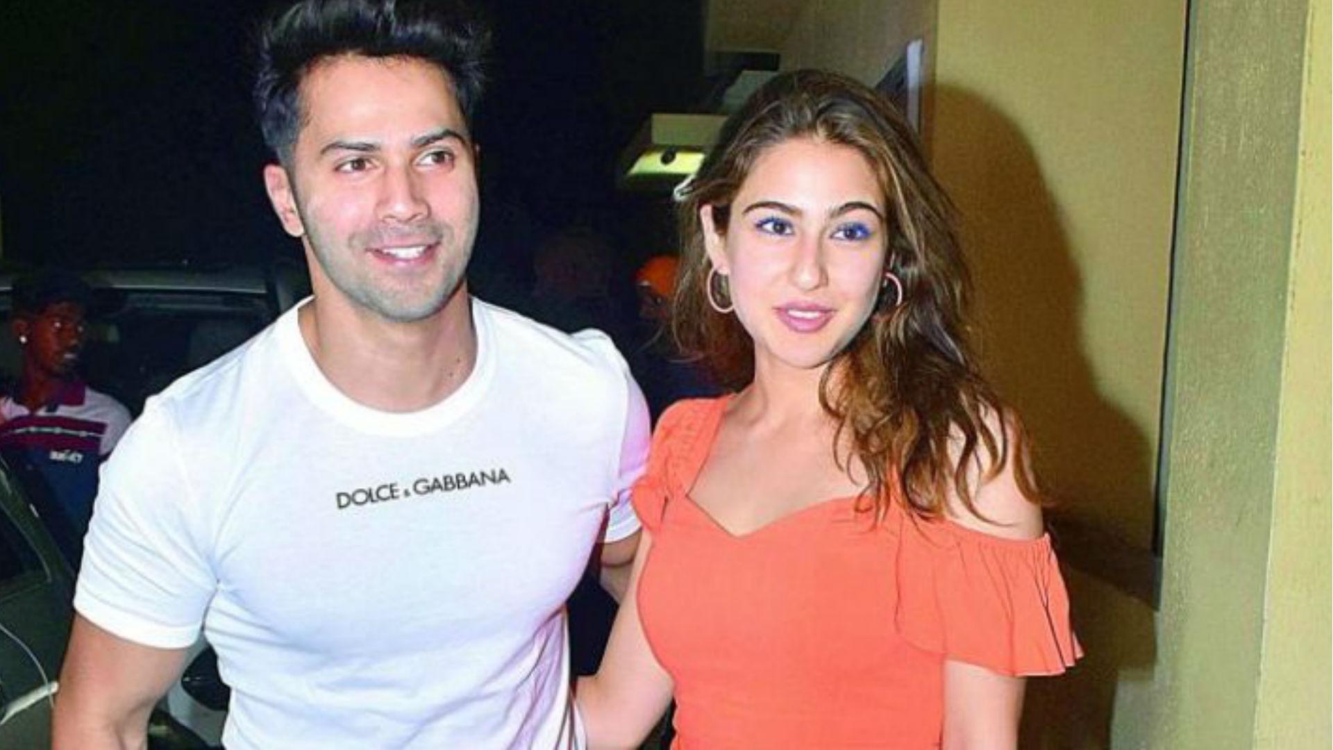 वरुण धवन और सारा अली खान फ़िल्म 'कूली नंबर 1' में करेंगे गोविन्दा के इस सुपरहिट गाने को रिक्रिएट