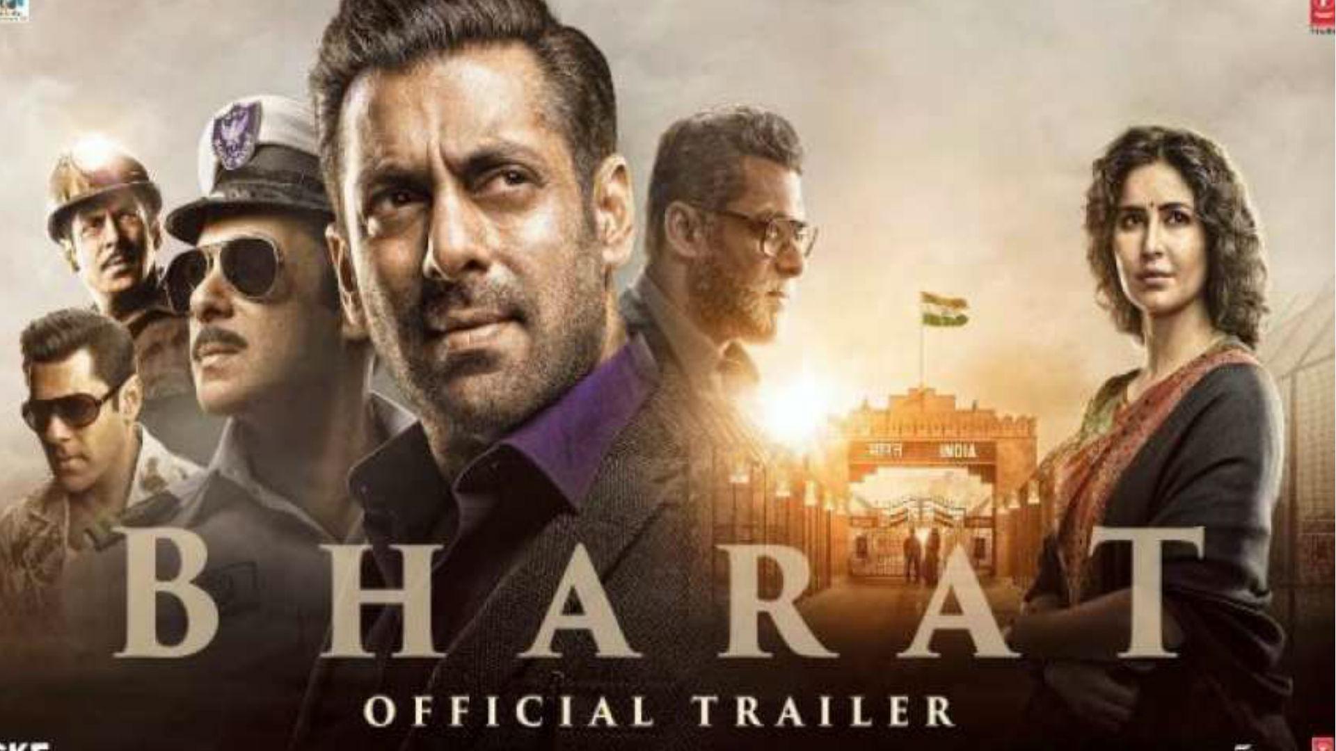 Bharat Movie Review : सलमान खान ने रखा भारत का मान, फ़ैन्स के मनोरंजन के लिए फूँक दी जान